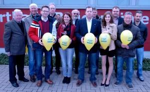 FDP Rödinghausen Team Gemeinderatswahl 2014