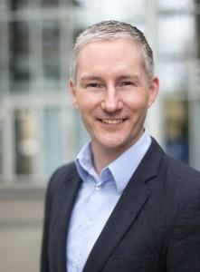 FDP-Kreisvorsitzender und Fraktionsvorsitzender des Kreistages Herford Stephen Paul