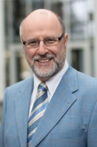 Siegfried Mühlenweg, Vorsitzender der Freien Demokraten in Vlotho und Mitglied des Kreistages Herford