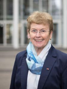 Marlene Ortmann ist aktive Freie Demokratin im Kreis Herford.