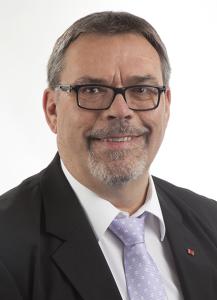 1. stv. Bürgermeister Martin Lohrie, Bünder Ortsvorsitzender.