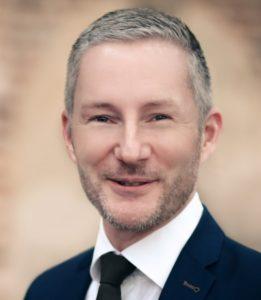 Stephen Paul, FDP-Kreisvorsitzender und Fraktionsvorsitzender im Herforder Kreistag und im LWL.